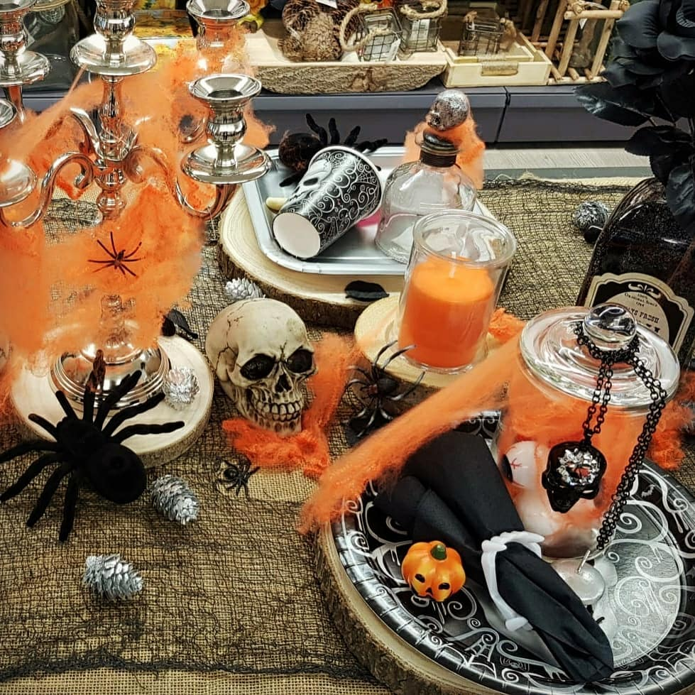 Halloween Decoration and DIY decoration ideas (37)