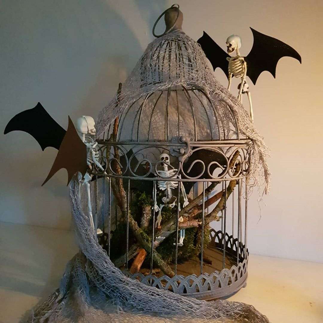 Halloween Decoration and DIY decoration ideas (4)