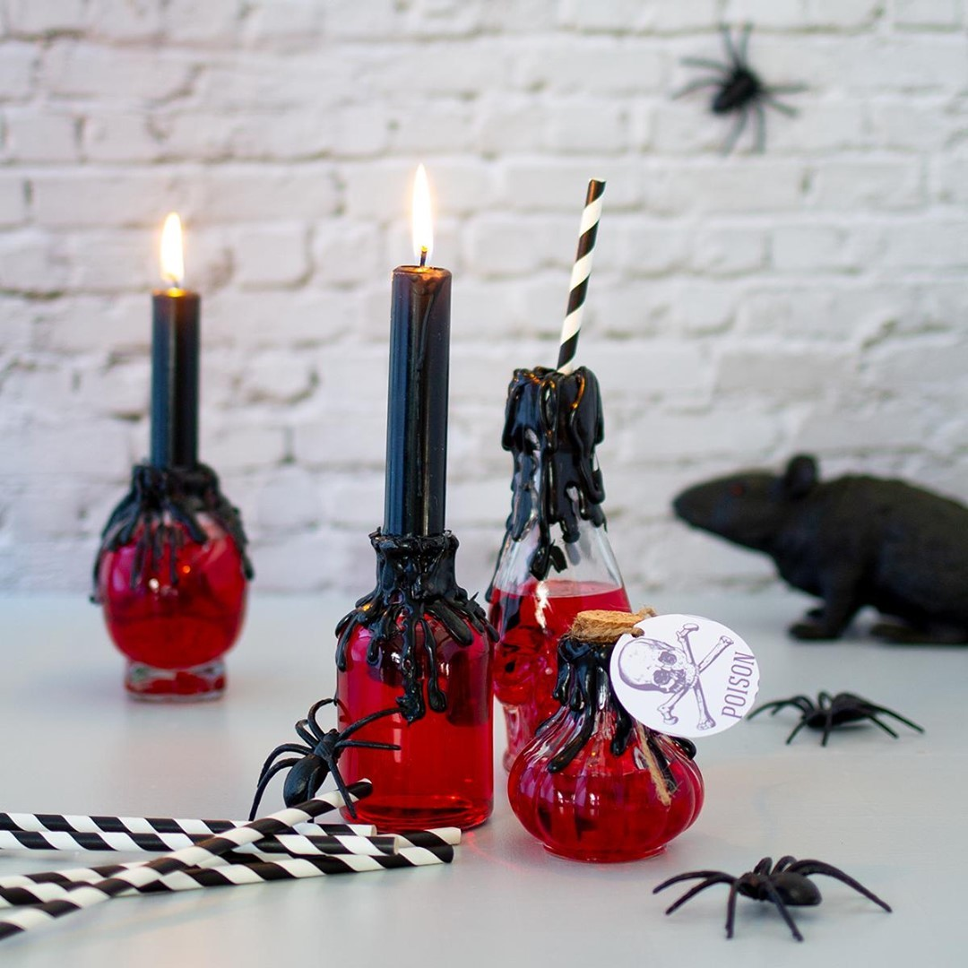 Halloween Decoration and DIY decoration ideas (50)