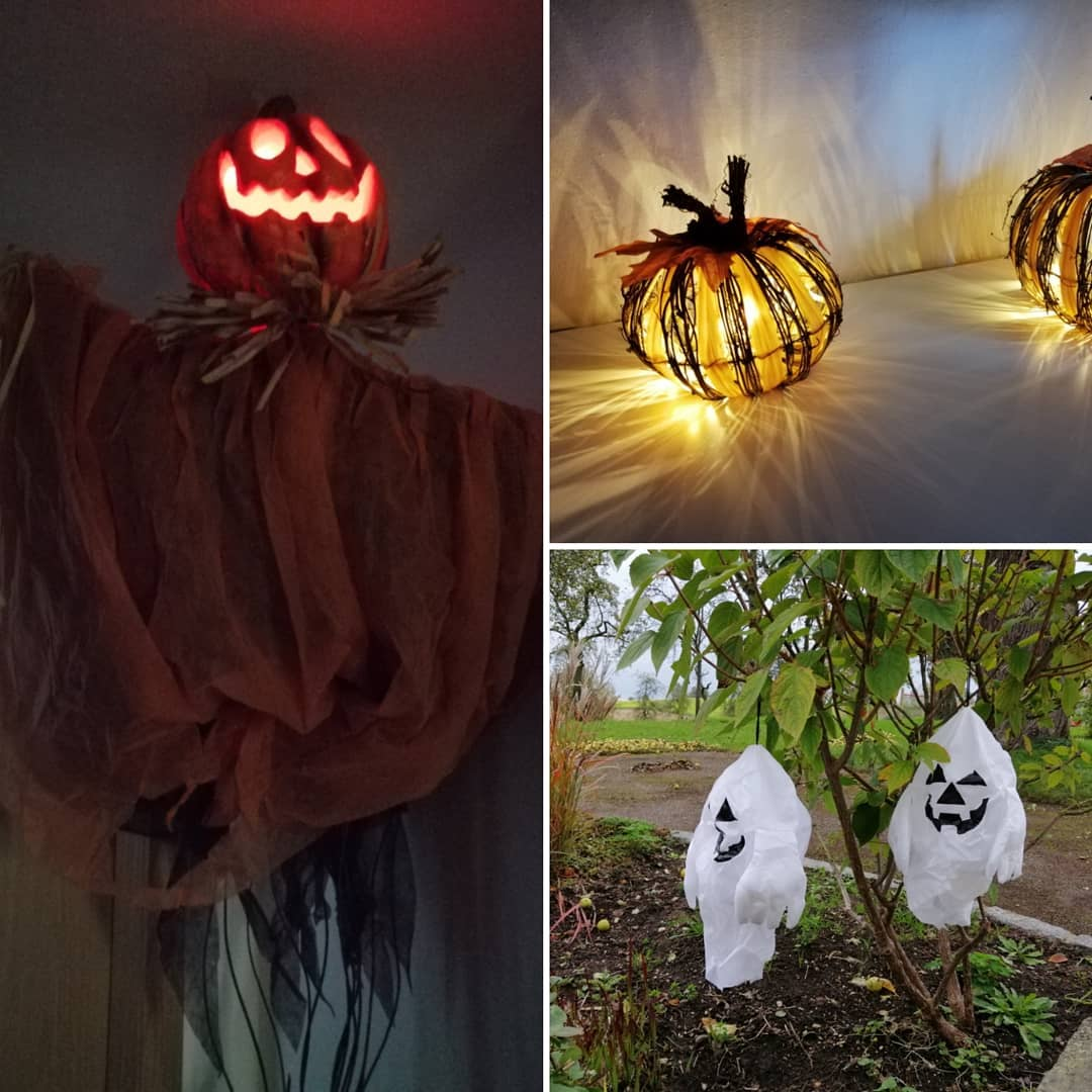 Halloween Decoration and DIY decoration ideas (66)