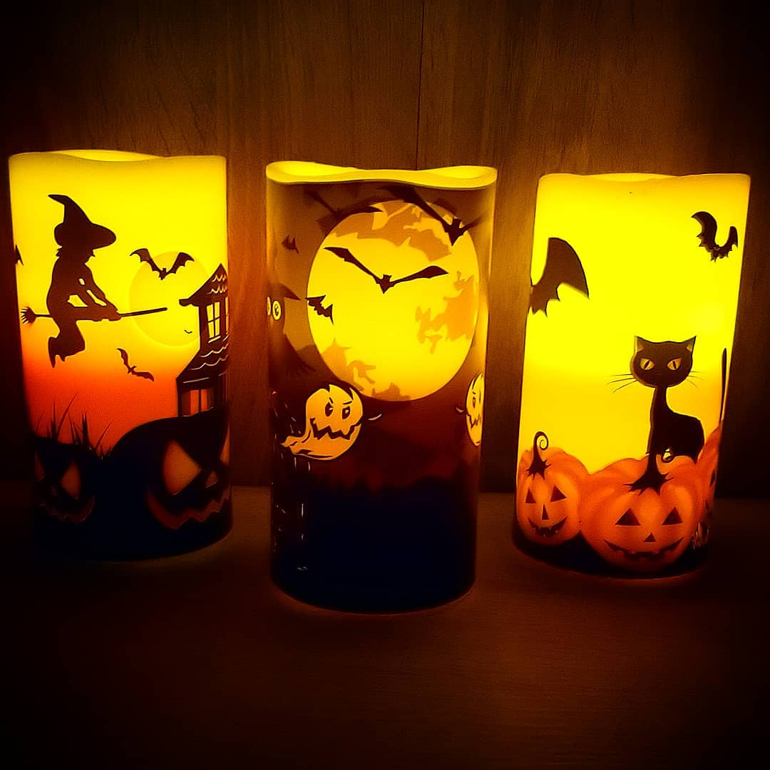 Halloween Decoration and DIY decoration ideas (67)
