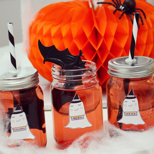 Halloween Decoration and DIY decoration ideas (90)