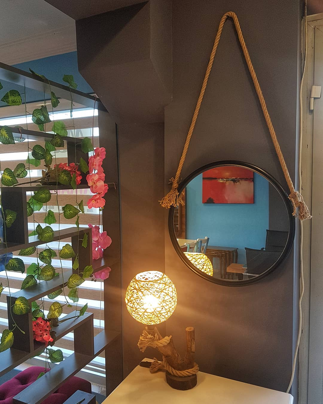 Hanging Mirrors and other mirror designs (28)