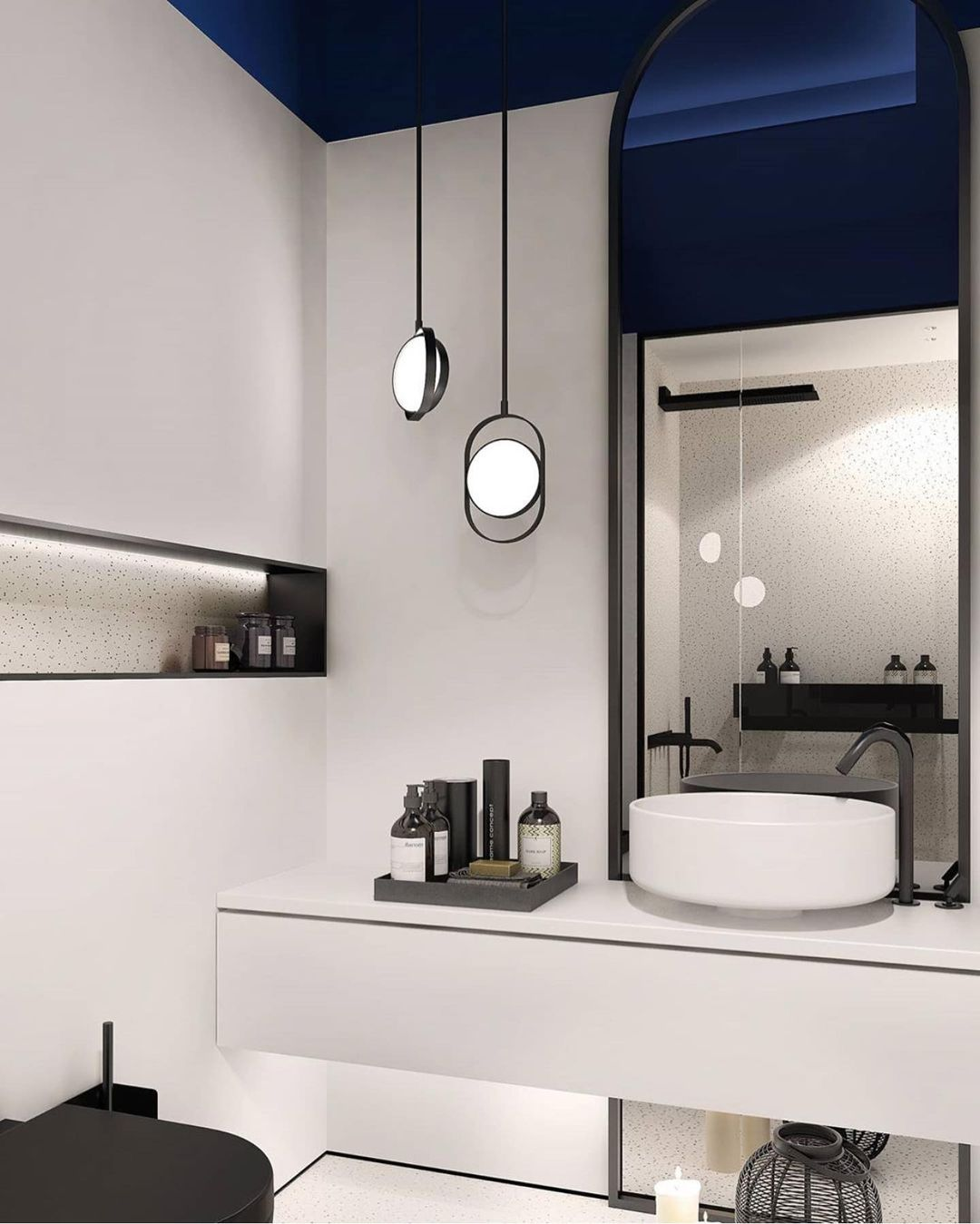 Hanging Mirrors and other mirror designs (4)