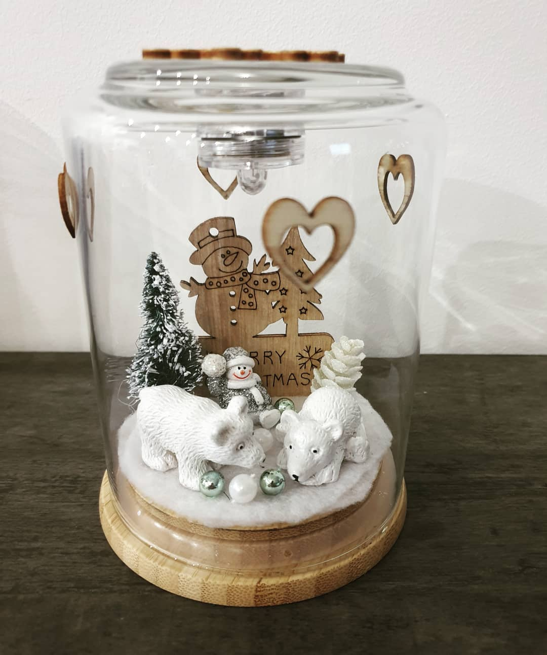 Small Boxes and Jar Decorations (5)