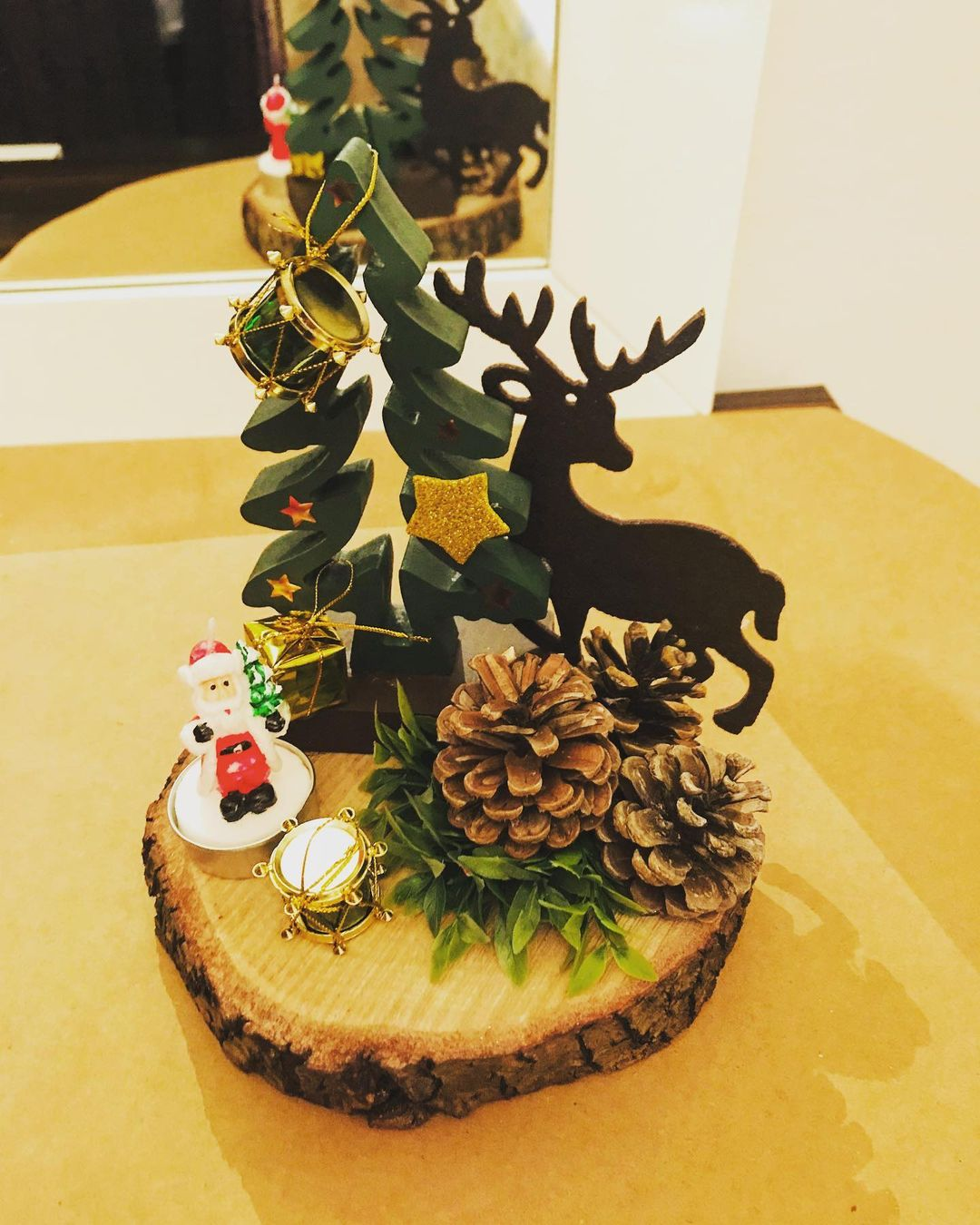 Wooden Christmas Trees (11)